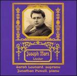 Joseph Marx: Lieder
