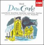 Verdi: Don Carlo-Luciano Pavarotti, Samuel Ramey, Daniela Dessi, Riccardo Muti, Theatre Orchestra & Chorus of La Scala, Milan