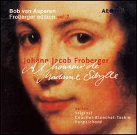 A l'hommeus de Madame Sibylle - Bob van Asperen (harpsichord)