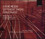 Steve Reich: Different Trains; Piano Phase
