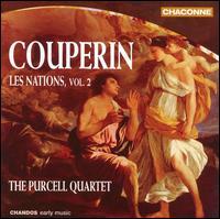 Couperin: Les Nations, Vol. 2 - Purcell Quartet; Rebeka Rus� (bass viol); Robert Woolley (harpsichord)