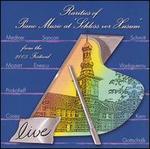 Rarities of Piano Music at Schloss vor Husum Festival 2005