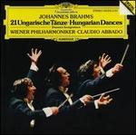 Brahms: 21 Ungarische TSnze