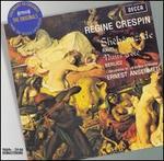 Ravel: ShThTrazade; Berlioz: Nuits d'TtT