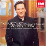 Tchaikovsky-Overtures & Fantasies: Francesca Da Rimini / Romeo and Juliet, Etc