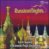 Russian Nights - Richard Hawley; Richard Hawley (clarinet); Timothy Lees; Timothy Lees (violin); Cincinnati Pops Orchestra;...