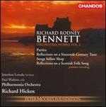 Richard Rodney Bennett: Orchestral Works, Vol. 1
