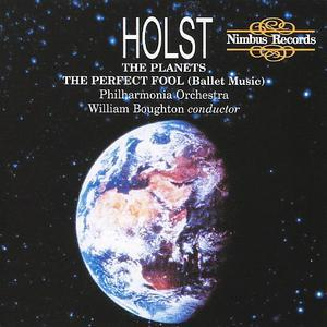 Holst: The Planets; The Perfect Fool (Ballet Music) -