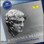 Brahms: Ein Deutsches Requiem [Australia] - Eberhard W�chter (baritone); Gundula Janowitz (soprano); Wolfgang Sebastian Meyer (organ); Berlin Philharmonic Orchestra; Herbert von Karajan (conductor)
