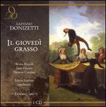 Donizetti: Il gioved8 grasso