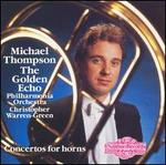 The Golden Echo: Concertos for Horn
