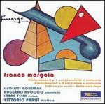 Franco Margola: Kinderkonzert Nos 1 & 2; Trittico per archi
