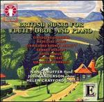 British Music for Flute, Oboe and Piano