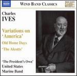 Ives: Variations on America