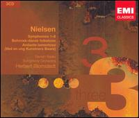 Nielsen: Symphonies Nos. 1-6 - Ib Eriksson (clarinet); Ib Jarlkov (drums); Kirsten Schultz (soprano); Peter Rasmussen (baritone);...