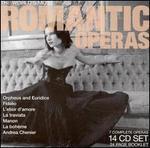 The World's Most Romantic Operas