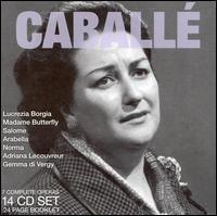 Legendary Performances of Caball� - Adib Fazah (vocals); Agostino Ferrin (vocals); Alain Vanzo (vocals); Antonio Leval (vocals); Arnold Voketaitis (vocals);...