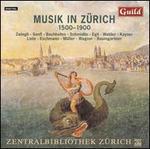 Musik in Z�rich, 1500 - 1900