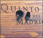 Monteverdi: Quinto Libro dei Madrigali