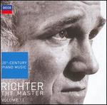 Richter the Master, Vol. 11: 20th Century Piano Works