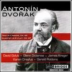 Piano Trio, Op. 65 and Quartet, Op. 87