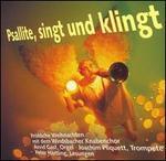 Psallite, singt und klingt