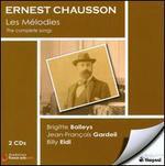 Ernest Chausson: Les MTlodies
