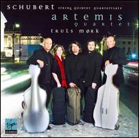Schubert: String Quintet; Quartettsatz - Artemis Quartett; Truls M�rk (cello)