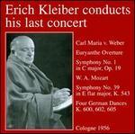 Erich Kleiber Conducts His Last Concert