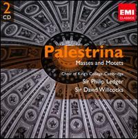 Palestrina: Masses & Motets - King's College Choir of Cambridge (choir, chorus)