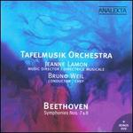 Beethoven: Symphonies Nos. 7 & 8 [Includes DVD]