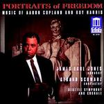 Portraits of Freedom: Music by Aaron Copland and Roy Harris