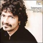 Telemann: 12 Fantasias for Flute