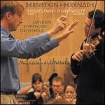 Bernstein: Serenade; McLean: Elements