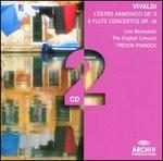 Vivaldi: L'estro Armonico, Op. 3; Flute Concertos, Op. 10