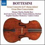 Bottesini: Gran Concerto; Gran Duo Concertante