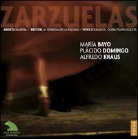 Zarzuelas [Box Set] - Alberto Rios (vocals); Alfonso Echeverria (vocals); Alfredo Garcia Huerga (vocals); Alfredo Kraus (tenor);...
