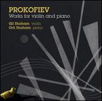 Prokofiev: Works for Violin & Piano