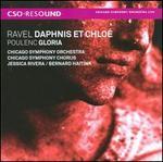 Ravel: Daphnis et Chlo�; Poulenc: Gloria
