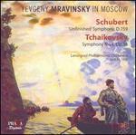 Yevgeny Mravinsky in Moscow