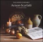 Avison-(12) Concerti Grossi After Scarlatti