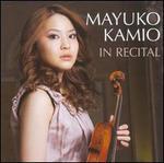 Mayuko Kamio In Recital