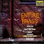 Bernstein: Highlights From West Side Story, Gershwin: Porgy and Bess, Tilson Thomas: Street Song