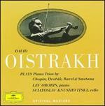Chopin, Dvor�k, Ravel, Smetana: Piano Trios