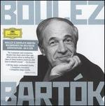 Pierre Boulez Conducts Bart=k