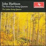 John Harbison: The First Four String Quartets