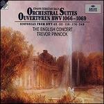 Bach: Orchestral Suites; Ouvert�ren
