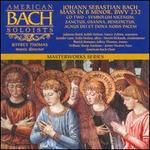 Bach: Mass in B minor, Vol. 2