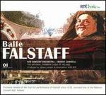 Michael William Balfe: Falstaff