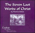 Th�odore Dubois: The Seven Last Words of Christ